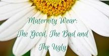 Maternity / All topics covering pregnancy, maternity and preparation for your new arrival