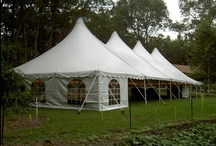 Residential Rentals / We have small tents and canopies for your backyard parties too!