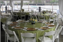 Table & Chair Rentals / We have several styles and large inventories of tables and chairs!