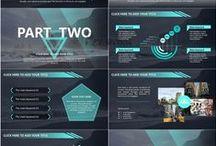 Visual design / Visual design inspiration for digital designers