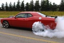 Dodge Challenger / by Russell Bilbrey