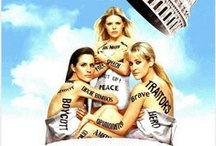 Shut Up & Sing / The Dixie Chicks run afoul of their country music fan base when they publicly mock President Bush in the early days of the War in Iraq. Almost everyone & everything in this documentary was new to us, but the directors stitch together a highly compelling narrative for both novices & aficionados.