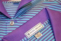 Peter Millar / great sportswear and tailored clothing