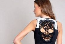 Skull Clothing - Women's fashion / Skull clothing for women, skull accessories, jewelry, shoes and more at http://www.skullclothing.net