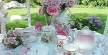 Time for Tea / Sit down and relax
