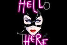 Heroines & Villanesses / The women of superhero lore