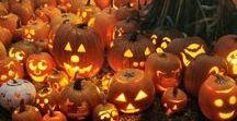 Pumpkins/Jack O' Lanterns / Boo