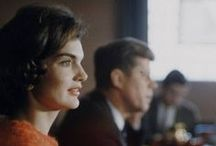 Jackie Kennedy / The Queen of Camelot in color