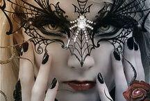 Masquerade Masks / Hide behind one