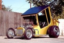 hot rods, customs, race cars &other rides / by jerry smith