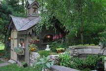 Garden Sheds / .