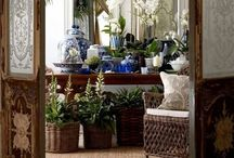 Death on the Nile inspired interior / Agatha Christies Death on the Nile inspired interior