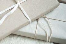 liefde voor | cadeautjes / gifts