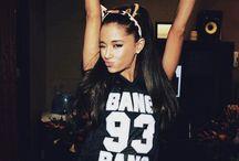 Ariana Grande / by Mary