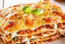 * Italian Food
