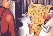 Far Side / Gary Larson's cartoons / by Terry Hess