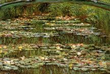 Claude Monet / My favorite impressionist painter