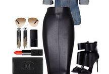 Fashion i ...❤️❤️❤️❤️ / my kinda of style....