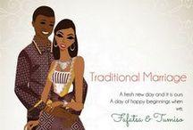 tradition wedding❤️❤️ / African tradition wedding