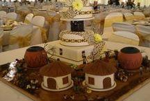 Tradition wedding decor / Decor