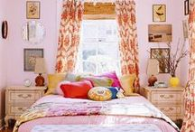 BED IN A ROOM / Bedroom envy, always battled with it after the age of 30. Who doesn't want a fab bedroom - if only to escape the children..