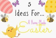 Easter (Activities, Crafts, DIY's, Recipes) / Everything Easter! For families and kids