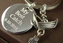 Father's Day / Here are some special items that can be engraved and personalized for the Dad in your life!