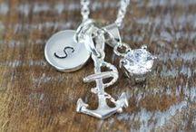 Personalized Jewelry / Custom and Personalized Handmade Jewelry