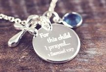 Personalized Religious Jewelry / Personalized Religious Jewelry Engraved Pendants Necklaces and Bracelets