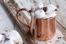 Napoje: Kawy i Czekolady / Beverages: Coffee and Hot Chocolate