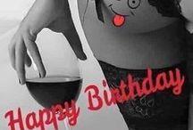 Birthdays... / ....
