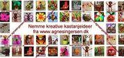 www.agnesingersen.dk / Egne kreative børne ideer fra min blog  #Easycraft #kidscraft #creative #diy #childrencraft #craftsforkid #craft