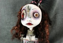 ART :: Wonderfully Weird / I love this stuff... how the imagination makes such unique imagery... me likes! / by Wendy Ford