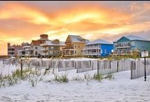 Fort Morgan, Alabama / Fort Morgan, AL provides visitors with plenty of beach enjoyment in this secluded area without the faster-paced energy that comes from being right in town. http://www.3palmsrentals.com/about-gulf-shores-area/fort-morgan/  866-980-7256