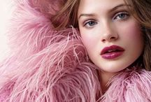    PRETTY IN PINK    / From baby pink to shocking pink and all shades in between ...