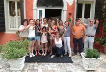 Facce da GALLO!!! / I nostri ospiti dal mondo