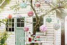 Wohnideen: Garten / Egal ob kleine Terrasse, Mini-Balkon oder riesiger Garten: Hier findest du Ideen für die Gartengestaltung. Deko, Blumen, Sitzmöglichkeiten, Pools, etc. Viel Spaß beim Stöbern!