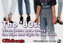 '80s Fashion / by The Goldbergs