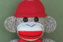 Sock Monkey / by Ann York