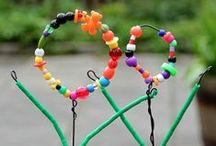 Helårsideer fra min blog / Egne ideer fra min blog www.agnesingersen.dk  kids crafts