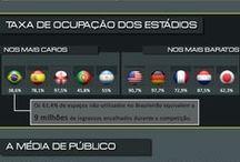 Infográficos / Infographics / Infográficos sobre esportes brasileiros | B4S - Business for Sports