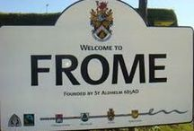 What I love about Frome / Enjoying life in Frome, Somerset