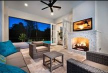 Outdoor Living and Pools / Outdoor Living and Pools in Residential Homes