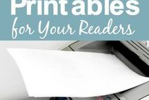 Printables, Planners & More! / Share blogging printables & lists