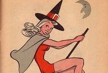 Witches and friends