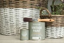 Vintage Paint / Some lovely pics of our Grand Illusions Vintage Paint.