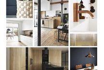 VillaKapee Sketch / Ideas of Villa Kapee Housing Fair 2015 log house design.