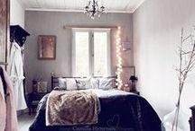 Wohnidee: Schlafzimmer / Inspiration und Ideen rund um die Gestaltung des Schlafzimmers. In diesem Zimmer verbringen wir viel Zeit. Es sollte daher besonders schön und liebevoll eingerichtet werden.
