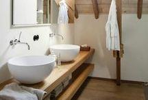 Wohnidee: Bad / Ob Mini-Bad oder Wellness-Oase. Wir sammeln Pins von kreativen Einrichtungsideen rund ums Bad. Und wenn du auf der Suche nach einem größeren bad bist: www.immobilienscout24.de