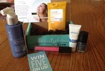 BEAUTYBOX5 / LOVE THIS BOX SUBSCRIPTION!!